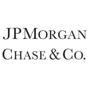 JP Morgan Chase and Co Logo Square