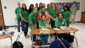 Group Photo in class